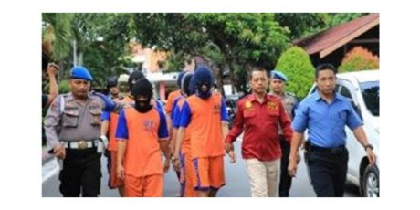 Operasi Tumpas Narkoba di Jombang, Polisi Kandangkan 30 Tersangka