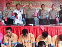 Ops Sikat Semeru 2018, Polres Tuban Kandangkan 26 Pelaku Kriminal