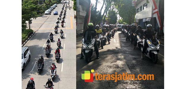 PCX Day Digelar Serentak di 15 Kota di Jatim