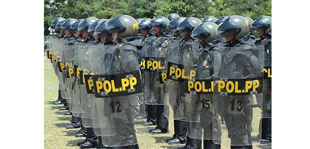 Satpol PP Resmi Dapat Tunjangan Jabatan