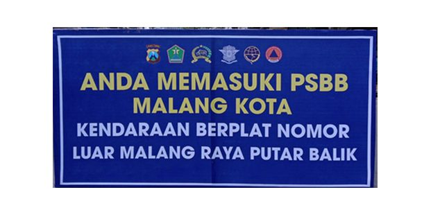 PSBB Berakhir Besok, Jumlah Positif Covid-19 di Kota Malang Bertambah 7 Orang