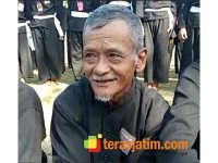 Usia Bukan Halangan, Kakek 69 Tahun di Pacitan Ikuti Tes Calon Warga PSHT