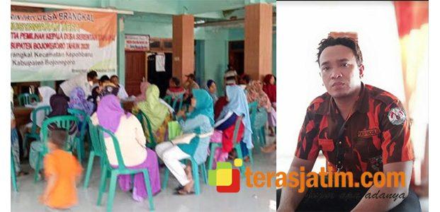 PTSL di Brangkal Bojonegoro Disinyalir Jadi Lahan Pungli Terselubung