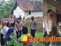 Sasar Vaksinasi di Desa Terpencil, Kapolres Pacitan Pejabat Pertama Yang Datang di Kampung Pitu