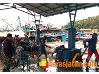 Meski Ada Pandemi, Produksi Perikanan Tangkap di Pacitan Tak Terpengaruh