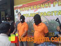 Polres Pacitan Rilis Kasus Korupsi 2 Mantan Kades dan Penyelundupan Benur