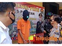 Pingin Punya Motor dan Ponsel Baru, Pemuda asal Arjosari Pacitan Bobol Brankas Minimarket