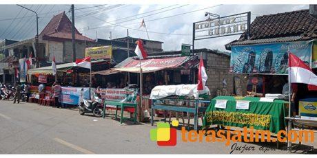 Lokasi Pasar Tulakan 'Dicocokkan', Pedagang Sambut Dengan Keranda Mayat