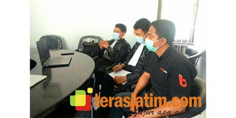 Asrul, Jurnalis Makasar Yang Jadi Korban UU ITE, 'Trenyuh' Dapat Dukungan KJJT