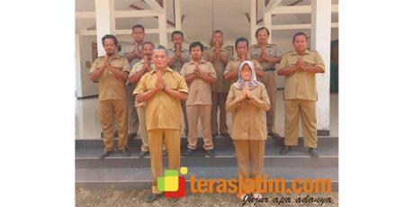 Syukuri Nikmat Kemerdekaan, Ini Cara Pemdes Tanjunglor Pacitan Sambut HUT RI Ke-76