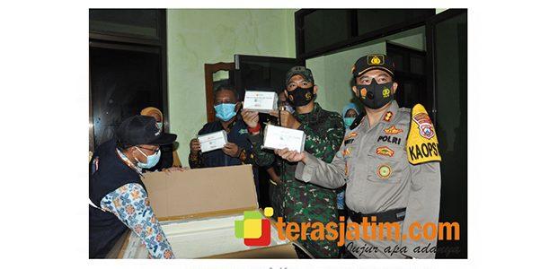 2400 Vial Vaksin Covid-19 Tiba di Pacitan, Siap Disuntikkan
