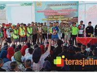 Danrem 082/CPYJ Resmikan Padepokan IPSI Kabupaten Mojokerto