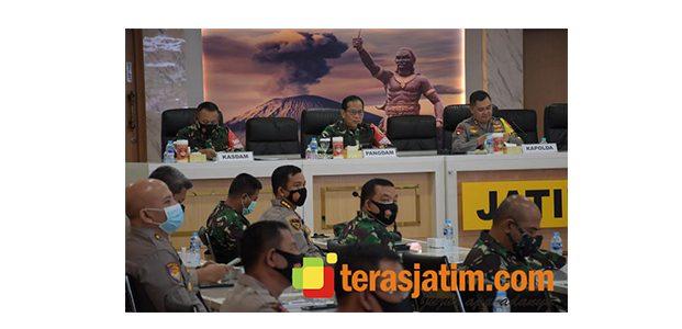 Pangdam: Jangan Coba-Coba ke Surabaya Kalau Nggak Pakai Masker