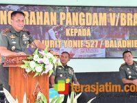 Pangdam Brawijaya Gelar Kunjungan Kerja ke Jember dan Lumajang