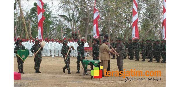 Pangdam Brawijaya Hadiri Pembukaan TMMD di Bangkalan