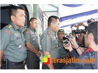 Pangdam Brawijaya Kunjungi Korem Mojokerto