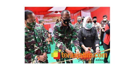 Pangdam Brawijaya Kunjungi Tuban dan Bojonegoro