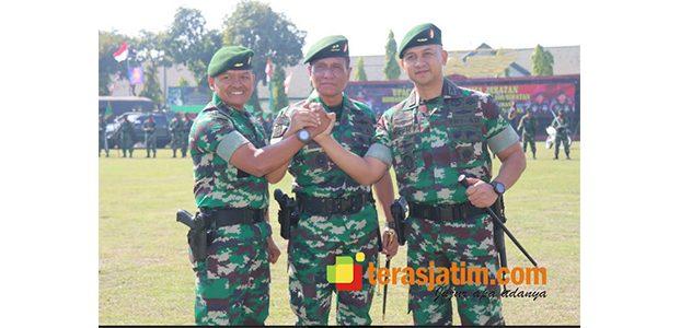 Pangdam Lantik Letkol Inf Yoki Malinton Kurniafi Jadi Danyonif Raider 500 Sikatan