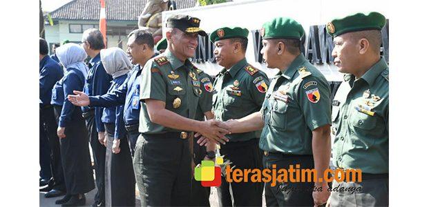 Pangdam Tutup Pelatihan Bela Negara di Unmer Malang