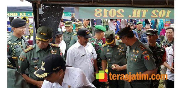 Pangdam Tutup Program TMMD di Lumajang