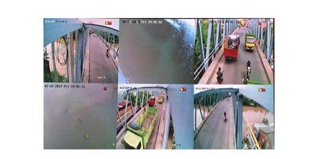 Pantau Pembuang Sampah di Sungai Brantas, 7 CCTV Dipasang di Jembatan Karangpilang