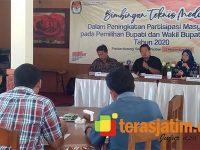 Partisipasi Masyarakat Pacitan Pada Pemilu Dinilai Masih Rendah