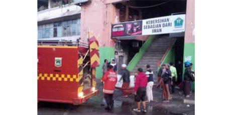 Besuk, Tim Labfor Polda Jatim Akan Turun ke Pasar Besar Malang