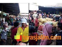 Aturan Buka Tutup Dihapus, Jam Operasional Pasar di Sidoarjo Kembali Diterapkan