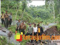 Pasca Banjir Bandang di Desa Klungkung Jember, Perhutani Lakukan Identifikasi