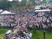 Polisi Dalami Kerumunan Ribuan Pelayat Habib Hasan di Pasuruan