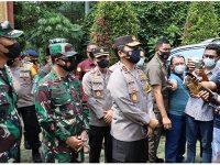 Kapolda dan Pangdam Pantau Penerapan Prokes Tempat Wisata di Prigen Pasuruan