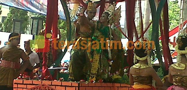 Pawai Budaya Bojonegoro, Lestarikan Budaya Lokal