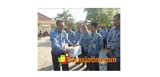 Pegawai RSU Koesnadi Bondowoso Galang Dana untuk Korban Gempa Donggala dan Palu