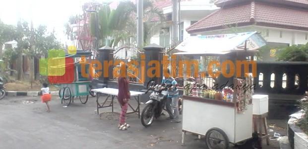 Pelanggaran PKL Kota Malang Terus Menurun