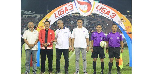 Pembukaan Liga 3 Jatim, PSM Madiun Ditahan Imbang Persibo Bojonegoro