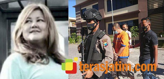 Pembunuh Janda Cantik di Sidoarjo Ditangkap, Motifnya Hanya Karena Bau Sperma