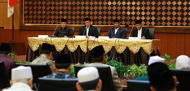 Pemerintah Tetapkan 1 Syawal 1440 Hijriah Jatuh pada Rabu Lusa