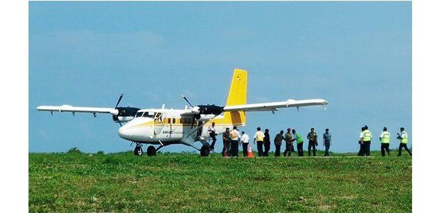 Pemkab Gresik Usulkan Penerbangan Tambahan ke Bandara Harun Thohir Bawean