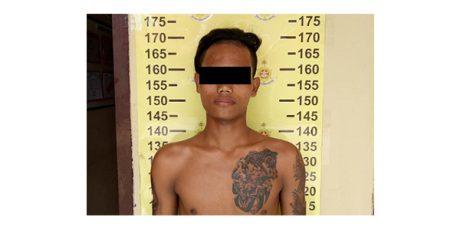 Pemuda asal Jatirogo Tuban Dibekuk Polisi Surabaya Terkait Sabu