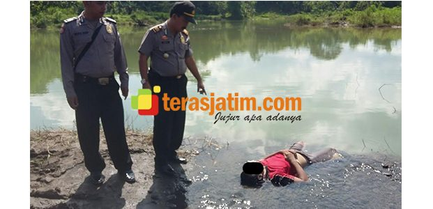 Pria asal Wonodadi Blitar Ditemukan Jadi Mayat di Pinggir Sungai Brantas