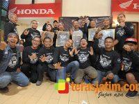 Pencinta Big BikeJatim Gelar Sunmori dan Deklarasikan Komunitas Honda Big Bike di Kota Batu