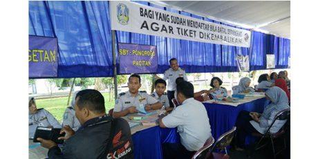 Pendaftaran Mudik Gratis Dengan Bus Dibuka, 70 Persen Kursi Terisi