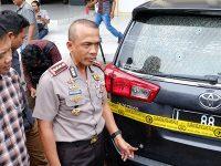 Penembak Mobil Pejabat Pemkot Surabaya, Resmi Jadi Tersangka
