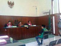 Peneror Tiga Jurnalis Lumajang Divonis 1,5 Tahun Penjara