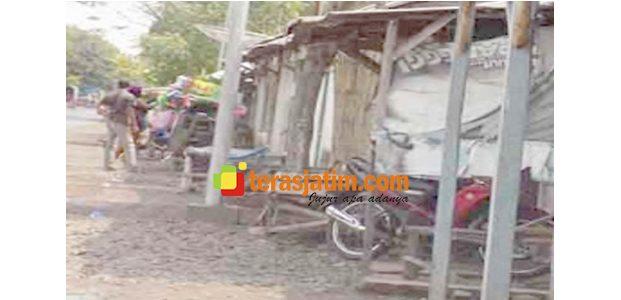 Penertiban Warung Esek-Esek di Jalur Pantura Besuki Situbondo, Rampung Bulan Ini