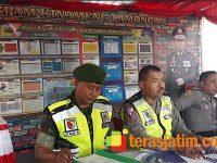 Pengamanan Natal dan Tahun Baru, TNI-Polri di Lamongan Perkuat Sinergitas
