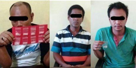 Polisi Banyuwangi Tangkap Kelompok Jaringan Setan dan Pengedar Sabu Asal Jember