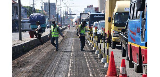 Pengerjaan Proyek Jalan Nasional di Jatim Akan Dihentikan Pada H-10 Lebaran