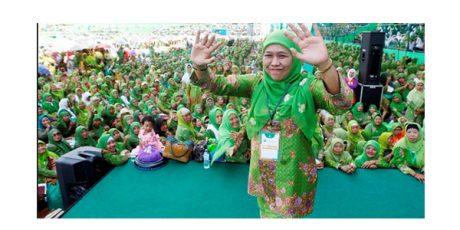 Penghujung Tahun, Muslimat NU Jatim Gelar Doa Keselamatan Bangsa