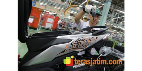 Penyegaran Skutik Terlaris New Honda BeAT eSP dan New Honda BeAT Street eSP